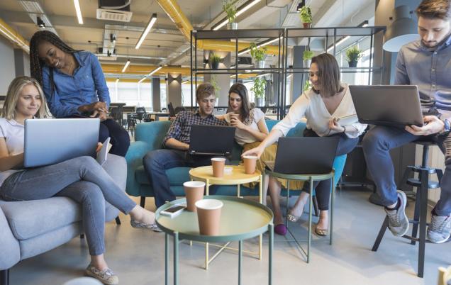 coworking space in Dubai