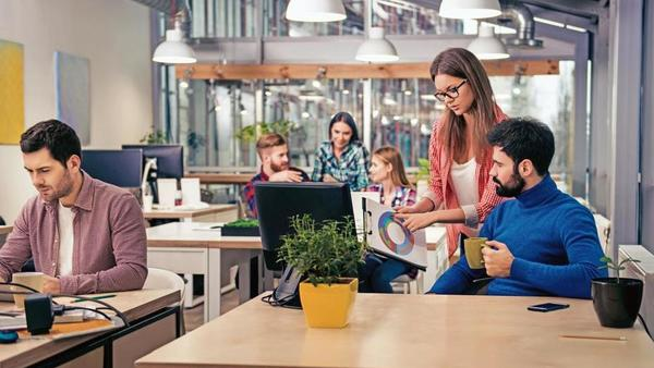 coworking spaces in Dubai