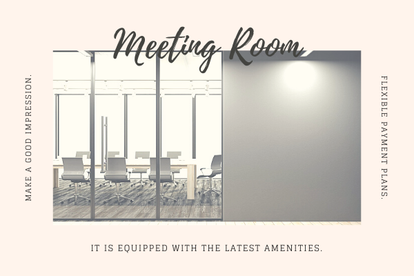 Outsource meeting room