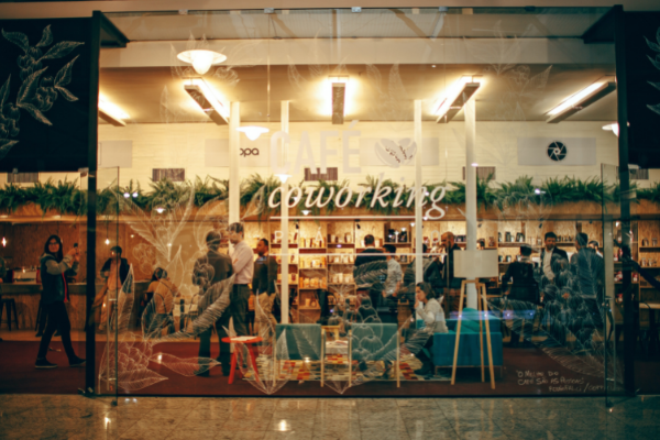 coworking offices in Dubai