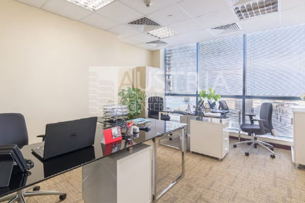 serviced offices in Dubai